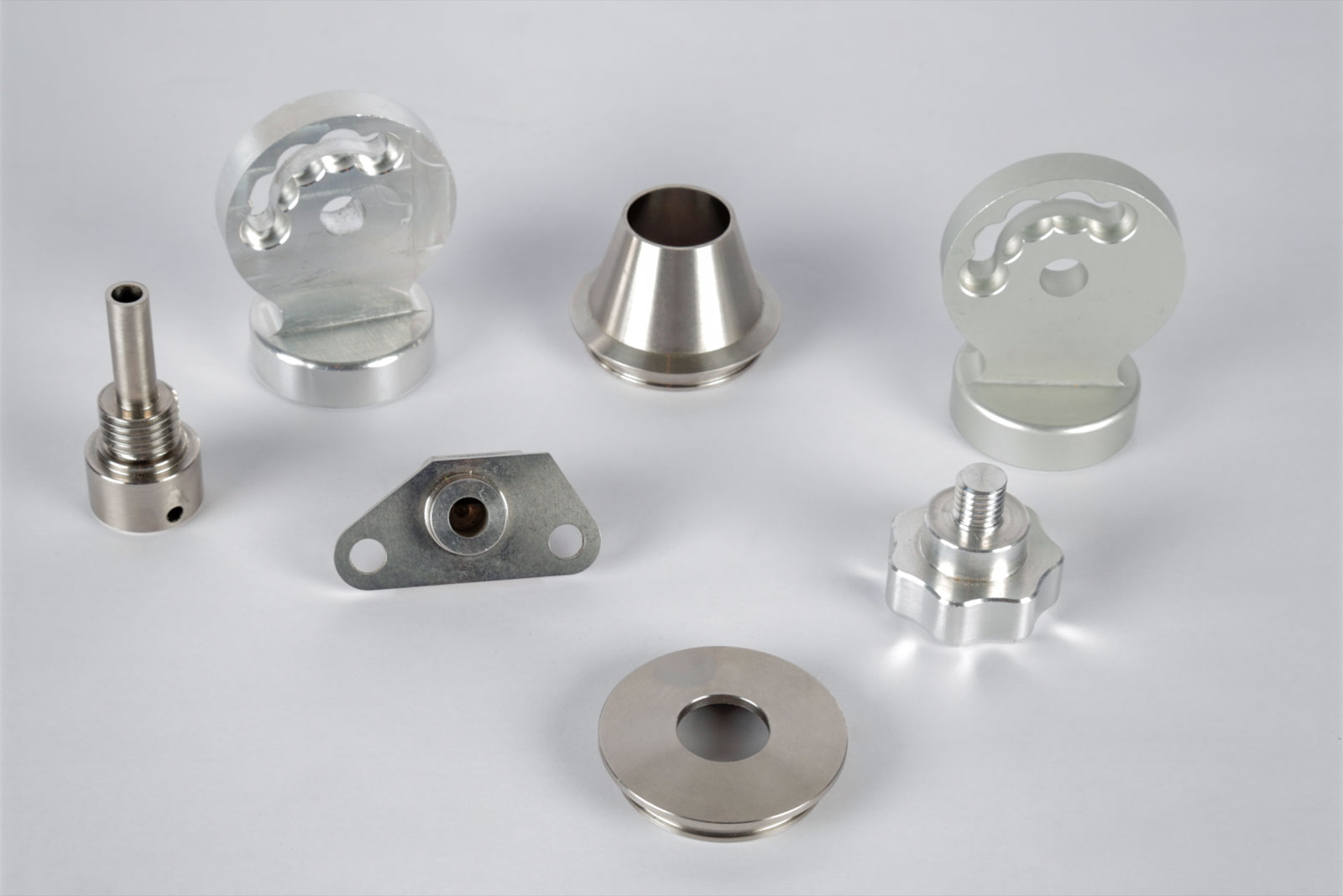 Precision Machining | Garrtech Inc.