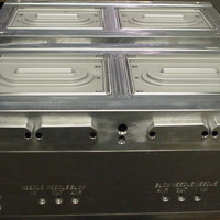 A Mold Manufactured for Cooler-Lids