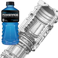 Powerade bottle mold
